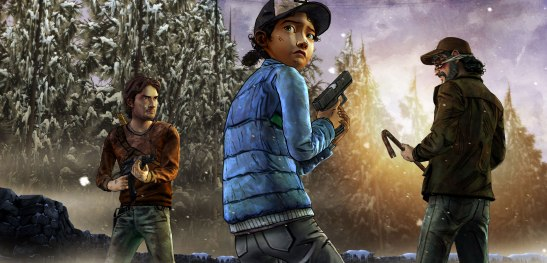 The walking dead sesong 2, Telltale Games